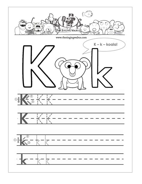 Memo Writing Quiz pdf letter k worksheets for preschool pdf best free