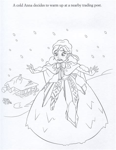 frozen coloring pages let it go official frozen illustrations coloring pages frozen