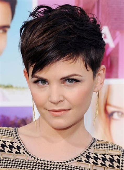 short hairstyles with razor cuts in the back layered short razor cut with side bangs for 2014 pretty