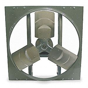reversible exhaust and supply fans dayton reversible fan 18 in 5m191 5m191 grainger