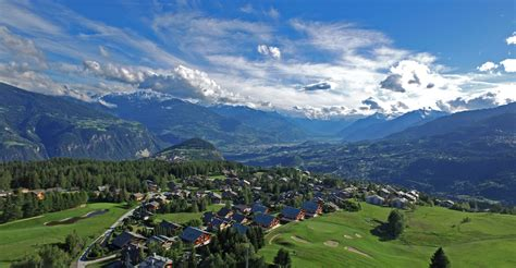 Property for sale in Crans Montana, Switzerland