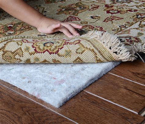pad for area rug best rug pads for hardwood floors homesfeed