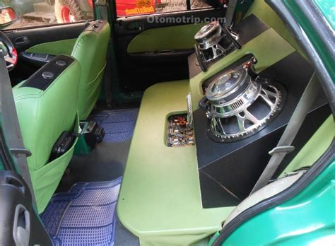 Spion Mobil Sedan Timor modif mobil timor holidays oo