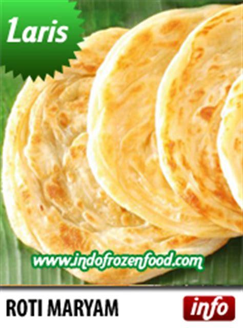 Roti Maryam Original Jumbo maryam canai indofrozen network