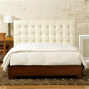 covered headboard home decor