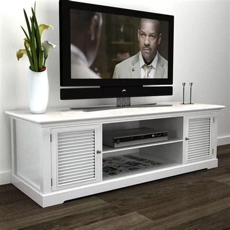 mobile tv legno mobile tv in legno bianco vidaxl it
