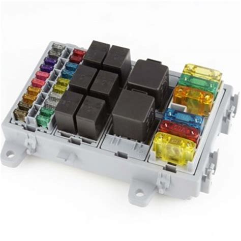 fuses and fuse boxes car builder solutions kit car