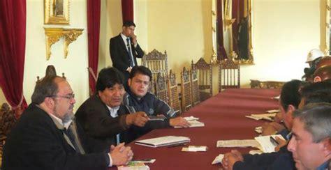 incrementos salariales 2016 mexico presidente boliviano anuncia incrementos salariales la