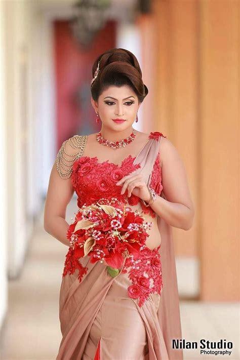 sri lankan hair cuttings for gils 85 best pretty brides of sri lanka images on pinterest