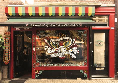 tattoo shops that take walk ins amsterdam get a in tattooshop joris co