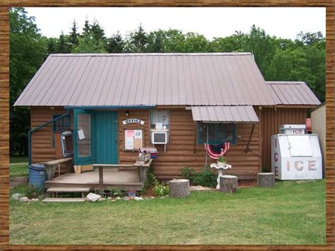 log cabin resort log cabin resort and cground curtis mi updated