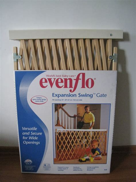 evenflo home decor wood swing gate evenflo home decor wood swing gate 28 images evenflo
