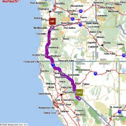 california pacific coast highway map mistered s dot page