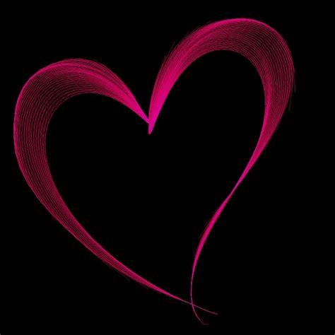 black pink heart best 303 speciale harten i images on pinterest other