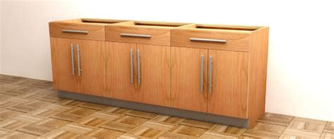 frameless kitchen cabinet plans how to build frameless base cabinets