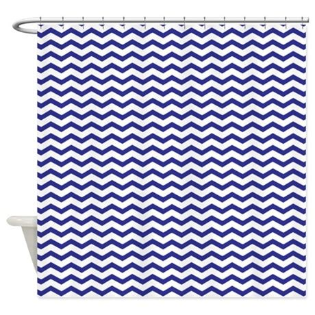 blue and white chevron curtains baby blue and white zig zag chevron shower curtain by blue