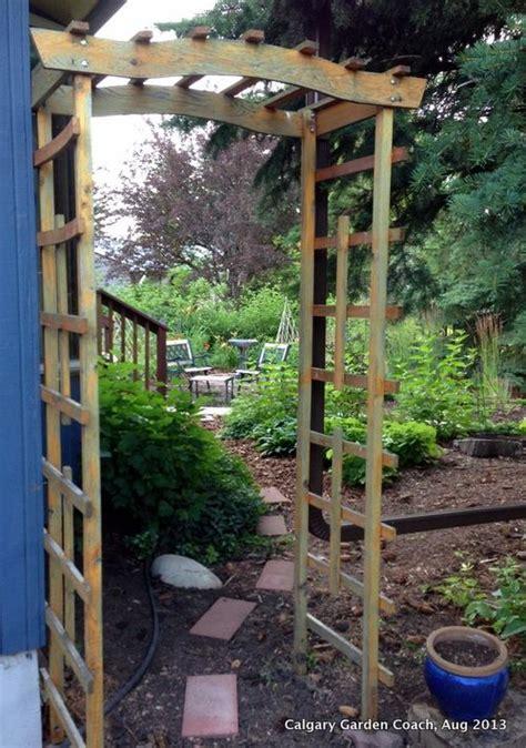 Garden Arch Calgary Calgary Garden Coach My Side Garden