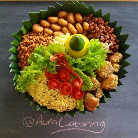 Nasi Liwet Box By Carlaur Cakes nasi tumpeng aura catering indonesia food
