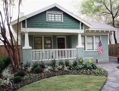 bungalow historic house colors