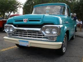 1960 ford f100 flickr photo
