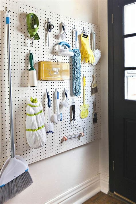 Utility Closet Organization Ideas by Laundry Room Organization Ideas Time To Diy