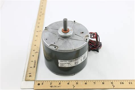 york ac condenser fan motor replacement trane condenser fan motor p n mot10434 ge genteq model