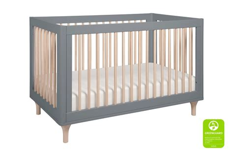 Convertible Crib Vs Standard Crib Lolly 3 In 1 Convertible Crib With Toddler Bed Conversion Kit Babyletto