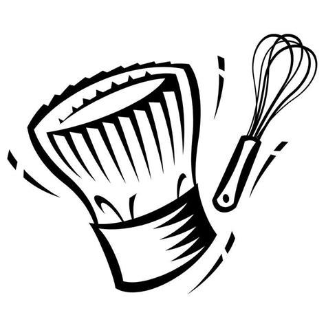 dibujos infantiles utensilios de cocina imprimir dibujo de un gorro de cocina para imprimir y