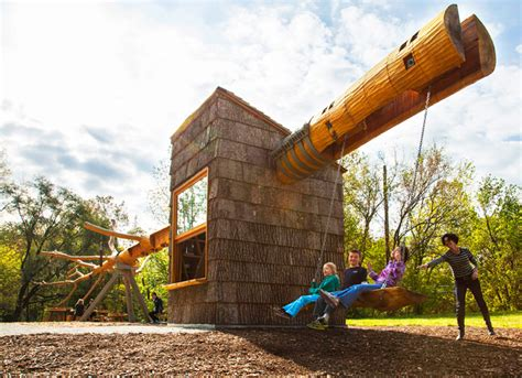 tall swing set chop stick visiondivision unveils swing set and visitor