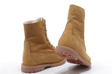 cheap timberland 6 inch boots wheat with wool