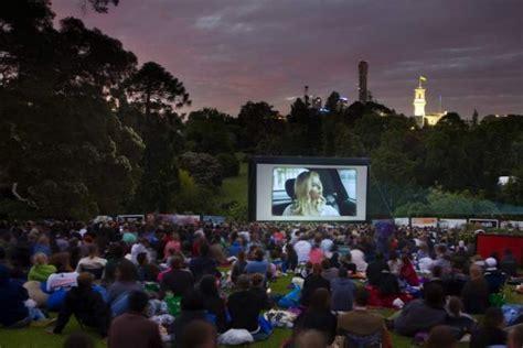 open air cinema melbourne botanical gardens botanical gardens cinema ningbo botanical garden theater