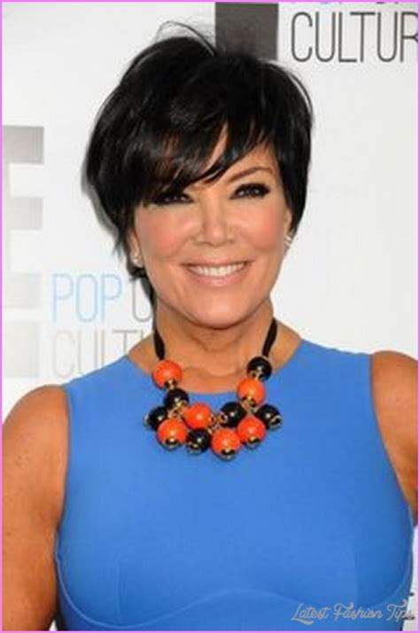 kris jenner hair colour short haircuts kris kardashian latestfashiontips com
