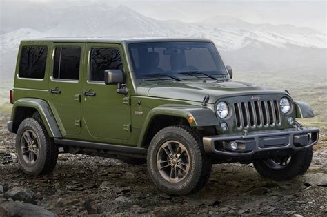 Edmunds Jeep Used 2016 Jeep Wrangler For Sale Pricing Features