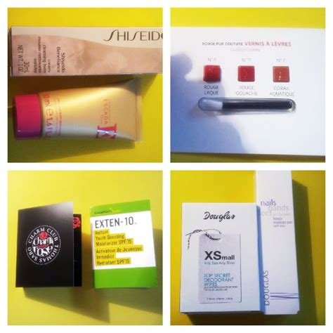 Paket Travel Miniature Shiseido Benefiance alles selbst gemacht