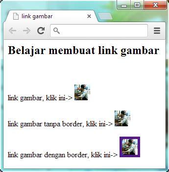 membuat link html a href membuat link teks dan gambar buton website