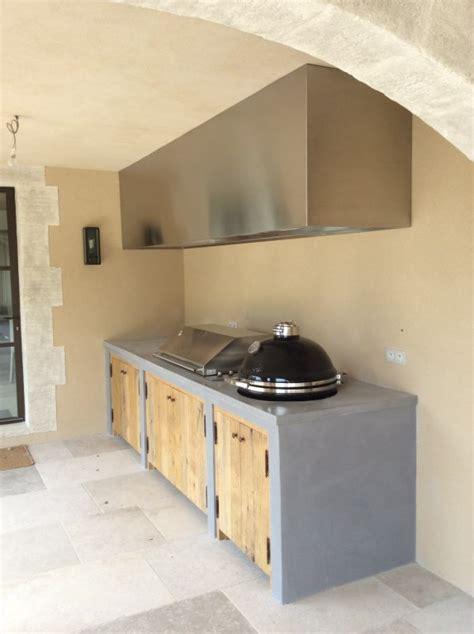 plan cuisine exterieure d ete cuisine d 201 t 233 ext 233 rieure inox palzon com