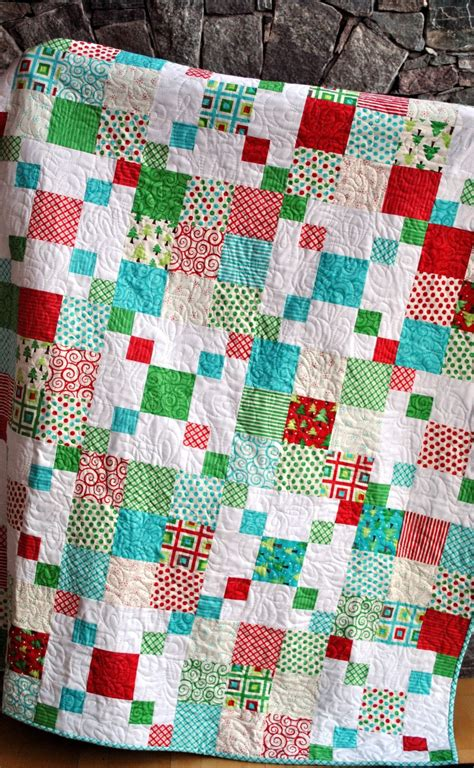 pattern quilt easy quilt pattern quick and easy layer cake or charm packs