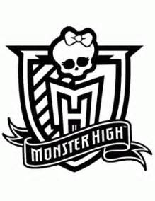 monster logo coloring amp coloring pages
