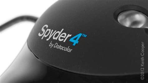 spyder 4 pro review v4 5 software