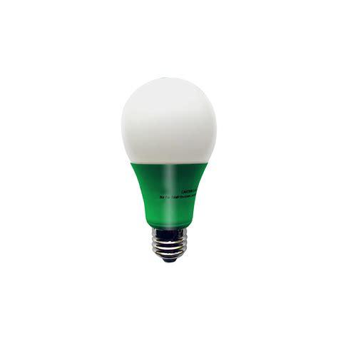 Green Led Light Bulb Illumin8 I8a Deco Green A19 Led Light Bulb Non Dimmable 4 5 Watt Great Brands Outlet