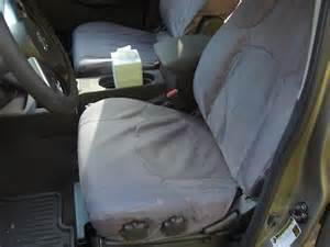 Seat Covers For Xterra 2008 Nissan Xterra Ballistic Custom Seat Cover