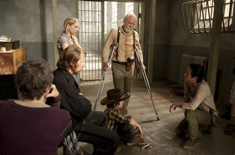 The Walking Dead Iii the walking dead season 3 tv review views from the sofa