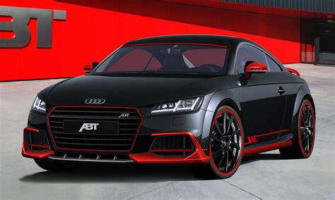 Audi Tt Tuning Guide by Audi Tt By Abt Tuning Panoramauto