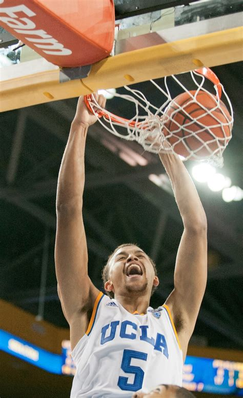 Ucla Vs Cal Stae Mba by Bruins Rout Cal State San Marcos 109 79 In Exhibition