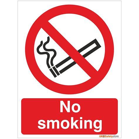 no smoking signs officeworks no smoking signage christopherbathum co