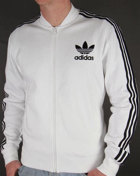 Adidas Los Angeles Superstar Track Jacket White Originals where can i get the white superstar track top jacket adidas