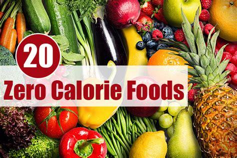 vegetables zero calories 25 zero calorie foods you should include in your diet