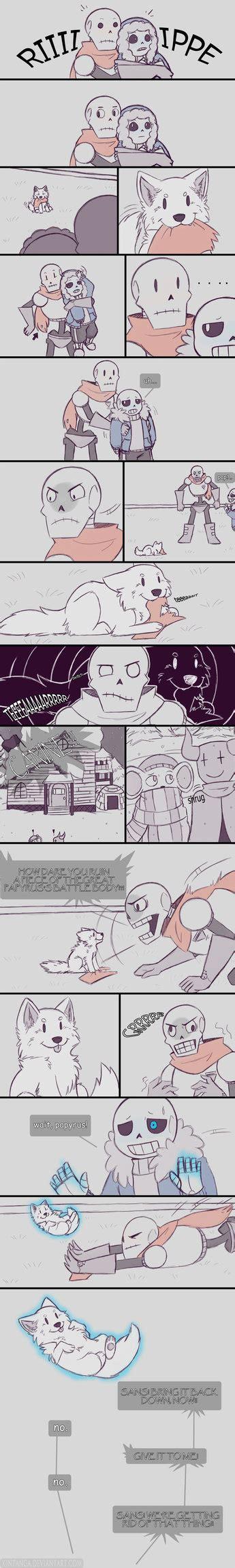 undertale annoying undertale fancomic annoying page 8 by kintanga on deviantart