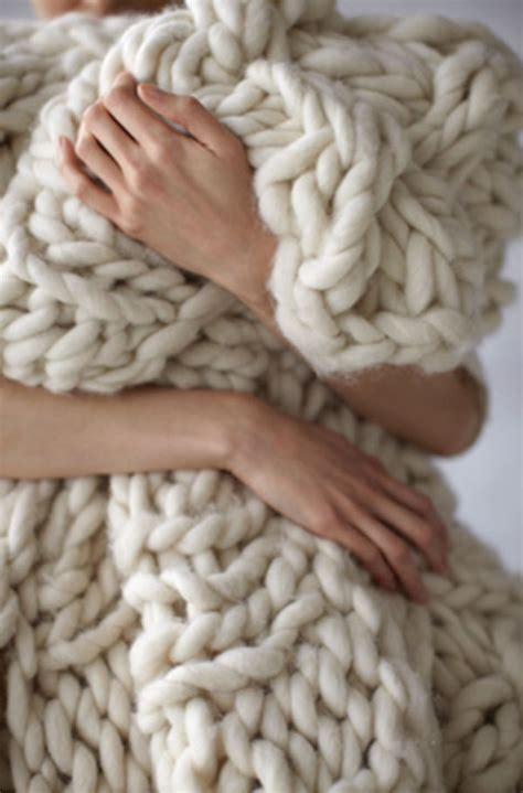 knitting thick yarn grosgrain chunky knit blanket how to yarn sources