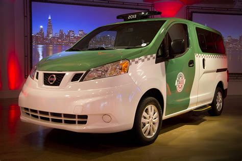 nissan nv200 length 2014 nissan nv200 chicago taxi technical specifications